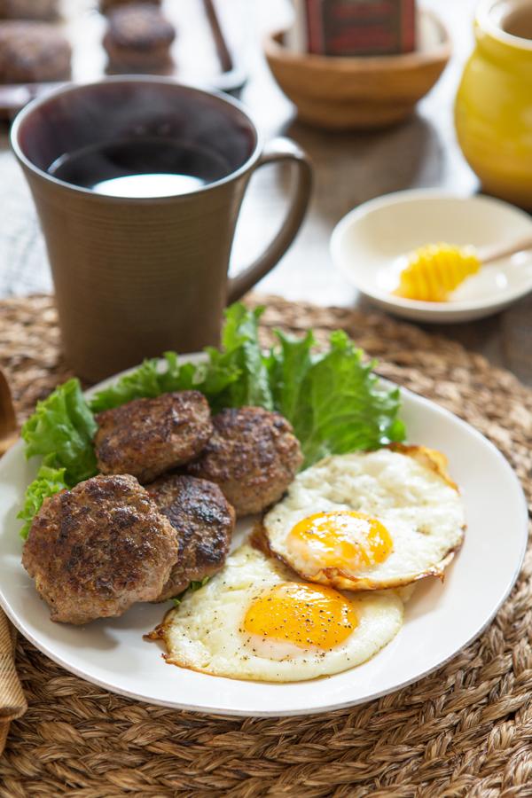 Paleo Breakfast Sausage