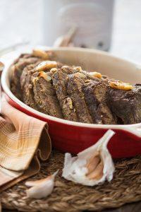 Paleo Rump Roast