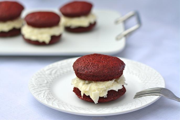 Paleo Red Velvet Cakes