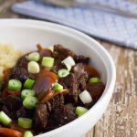 Paleo Slow Cooker Mongolian Beef