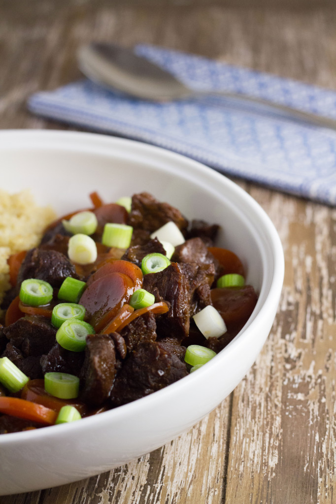 Slow Cooker Mongolian Beef - Primal Palate | Paleo Recipes