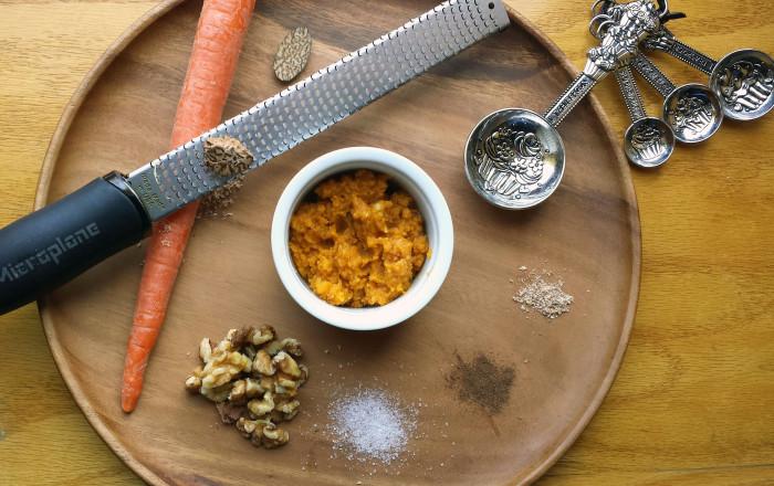 Paleo Carrot Cake Butter