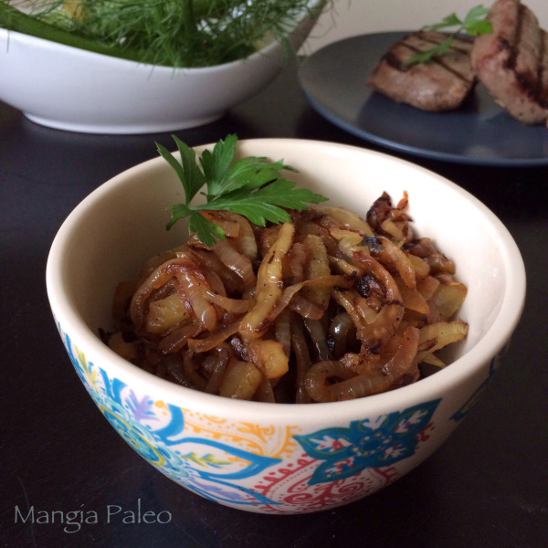 Caramelized Fennel and Onions - Primal Palate | Paleo Recipes