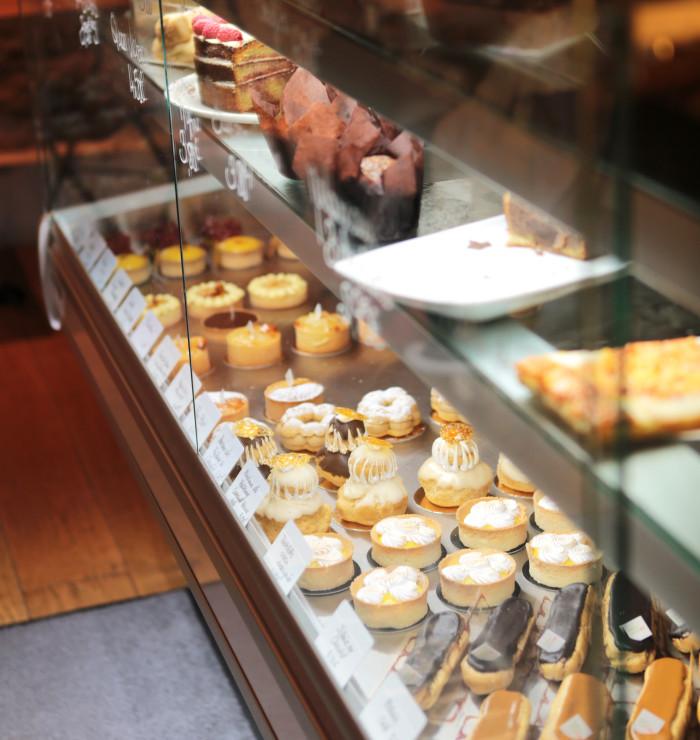 Gluten Free Pastries at Helmut Newcake
