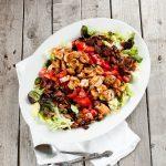 paleo BLT-Shrimp-Salad