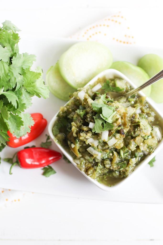 Roasted Salsa Verde by Jessi's Kitchen