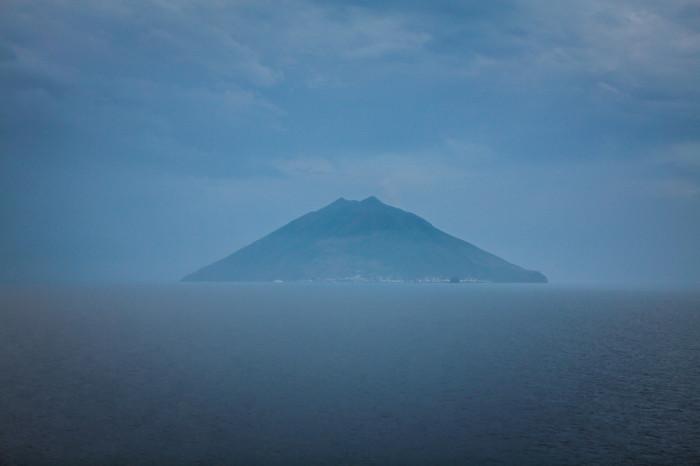 Mt Stromboli Italy
