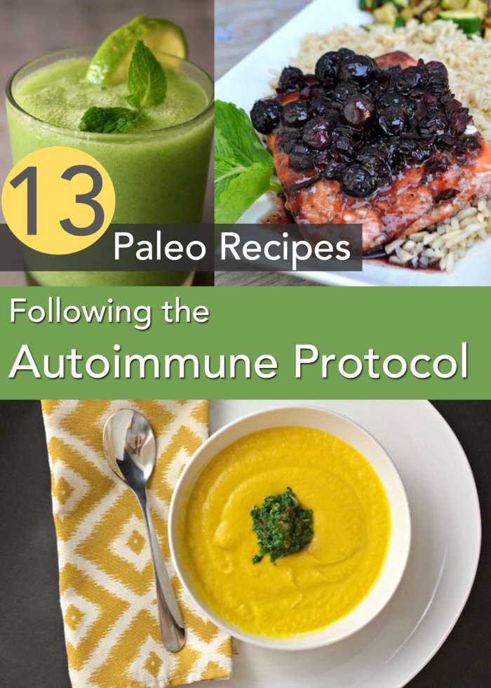 AIP friendly Paleo recipes