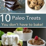 no bake paleo treats