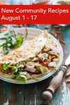 August Paleo Recipes