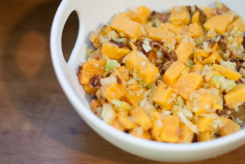 Sweet Potato Salad with Bacon (AIP) Recipe