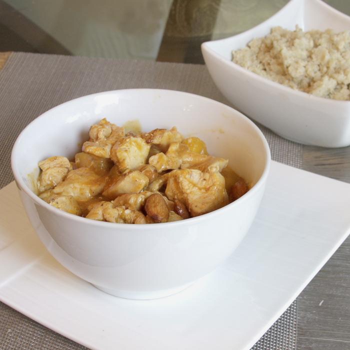 Spicy Mango Chicken Recipe
