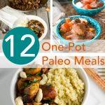 12 one pot paleo meals