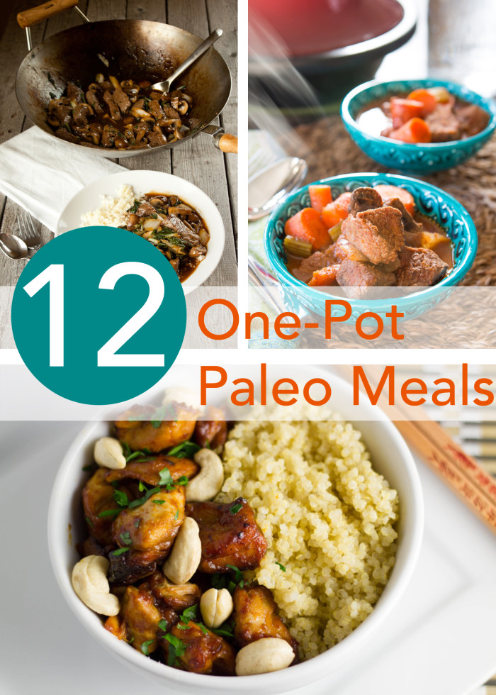 10 paleo one pot meals