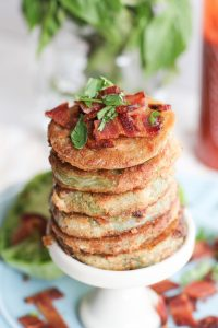 Sriracha Fried Green Tomatoes