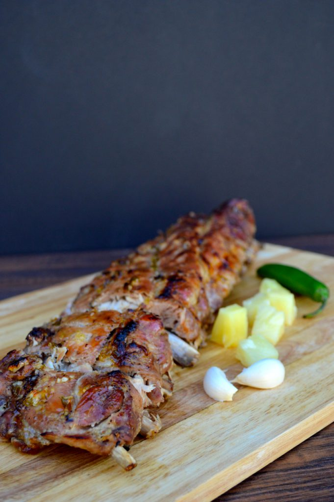 Spicy Pineapple Ribs Recipe