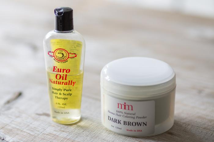 Morrocco Method Henna and OIl