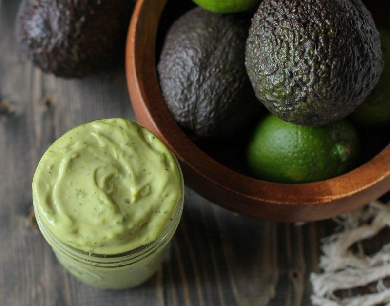 Cilantro Lime Mayo Recipe