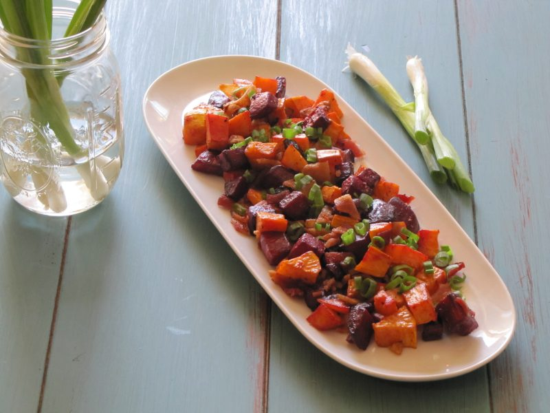 Beets and Sweets Hash Recipe