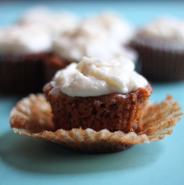 Against all grain carrot cake cupcakes