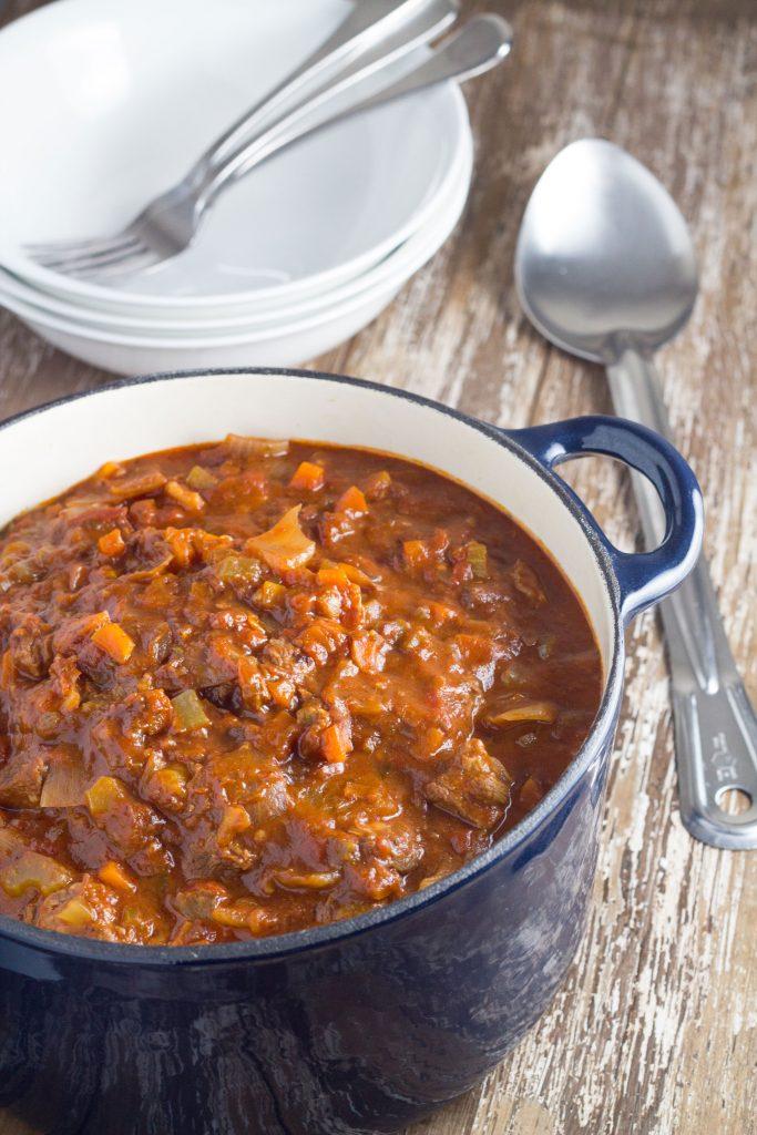 Slow-Cooked Beef Ragu Recipe