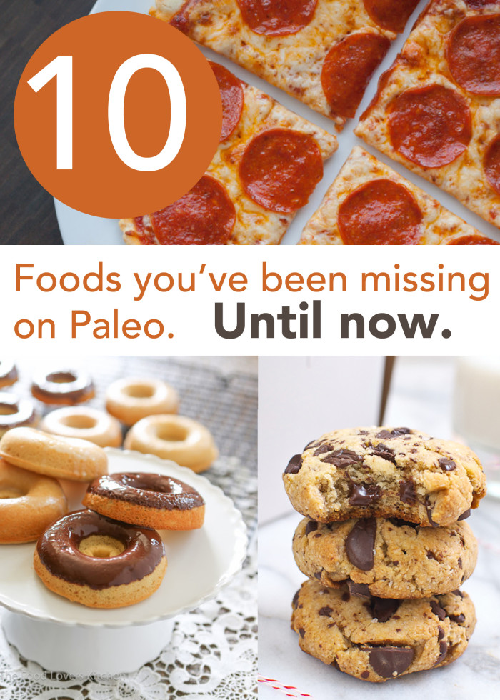 10 Foods you've been missing on Paleo, until now