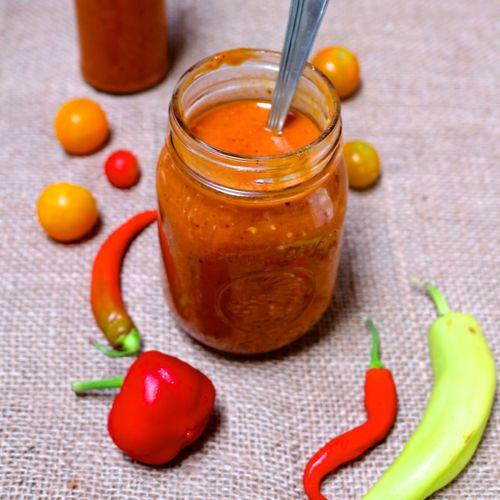 Homemade Hot Sauce - Primal Palate | Paleo Recipes