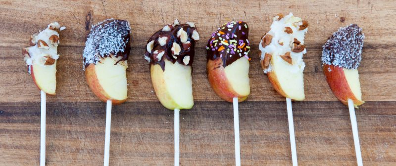 Chocolate Covered Apples Recipe