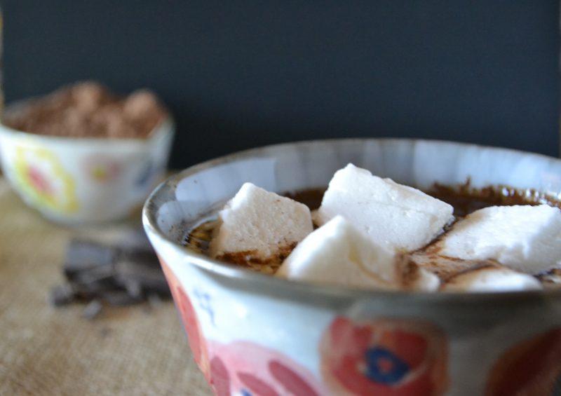 Creamy Hot Cocoa (dairy free) Recipe