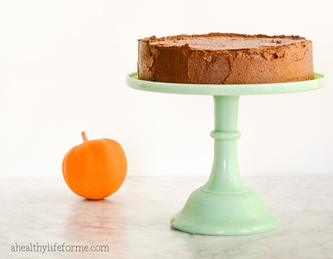 Gluten-Free-Paleo-Diet-Pumpkin-Chocolate-Buttercream-Frosting-Cake-copy-682x1024