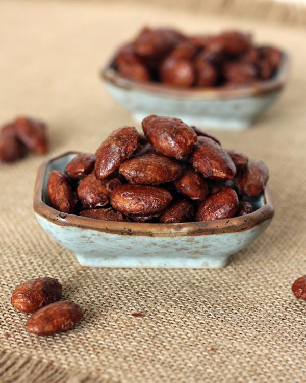 Maple Cinnamon Almonds - Primal Palate | Paleo Recipes