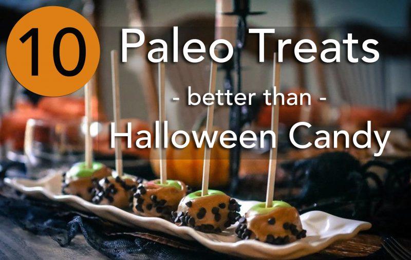 Paleo Halloween Candy