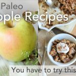 13 paleo apple recipes