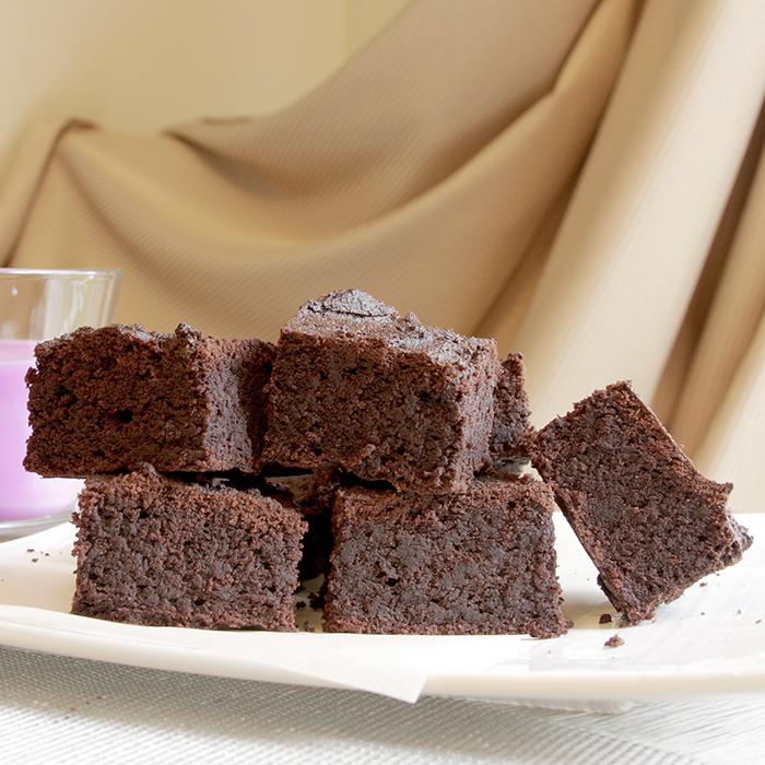 5-ingredient brownie Recipe