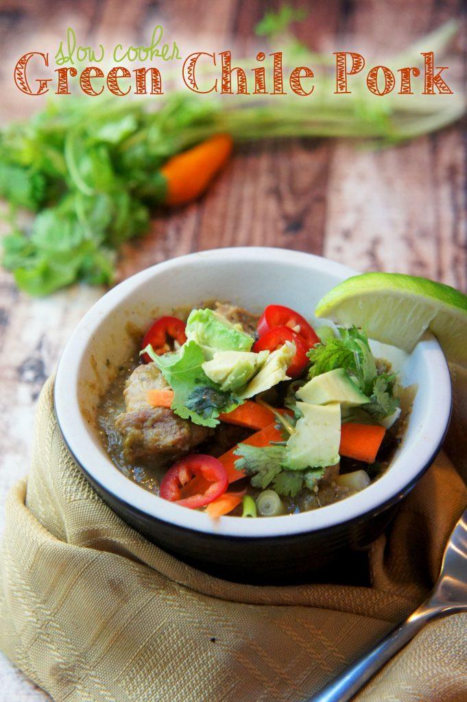 Green Chile Pork