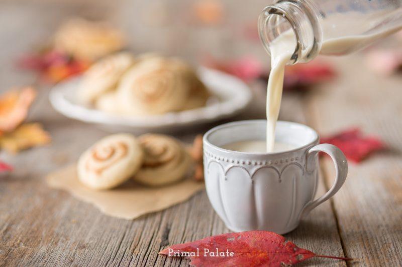 paleo cinnamon swirl cookies - primal palate -3