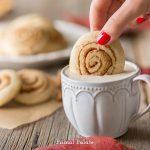 paleo cinnamon roll cookies