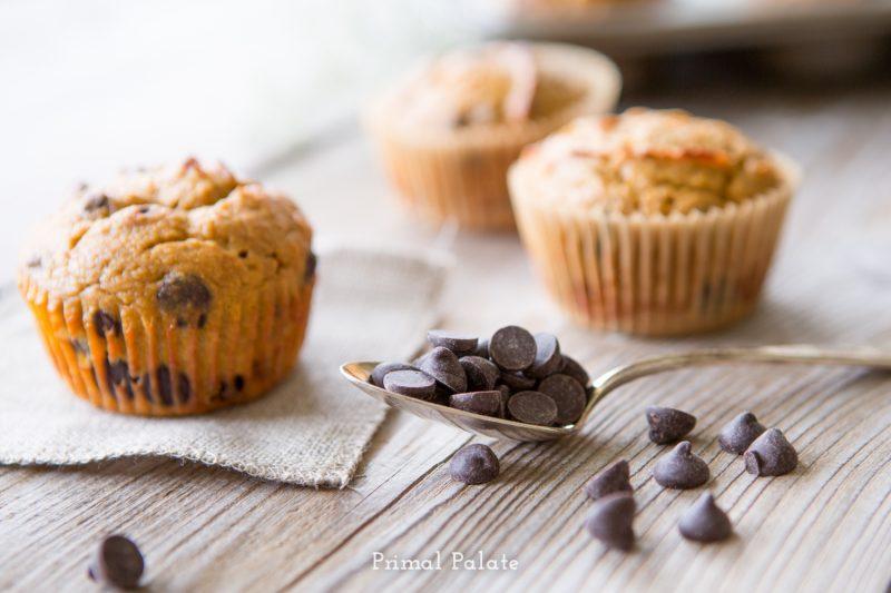 paleo pumpkin muffins-3