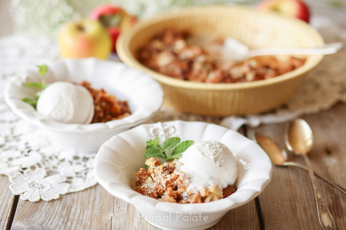 primal palate apple crisp-6
