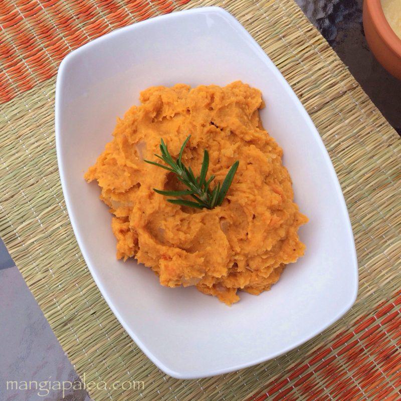 Root Veggie Mash Recipe