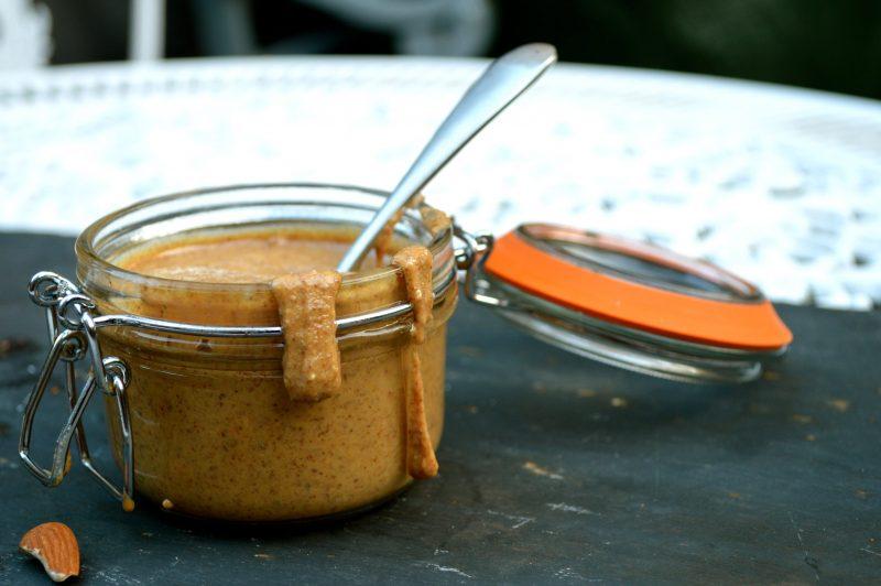 Almond Nut Butter Recipe