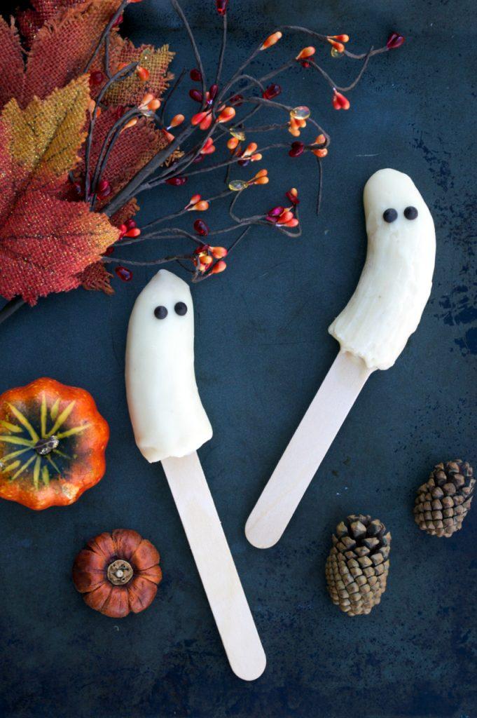 Spooky Banana Pops Recipe