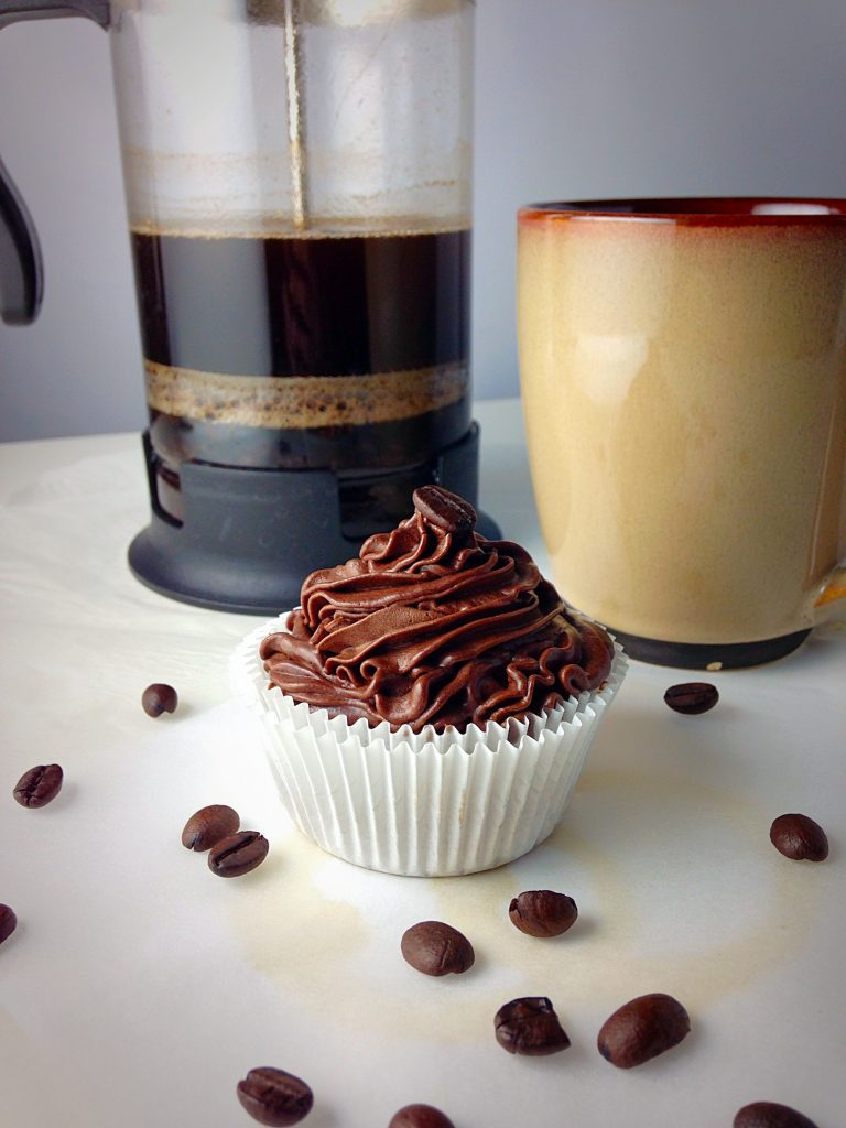 Espresso Chocolate Cupcakes - Primal Palate | Paleo Recipes