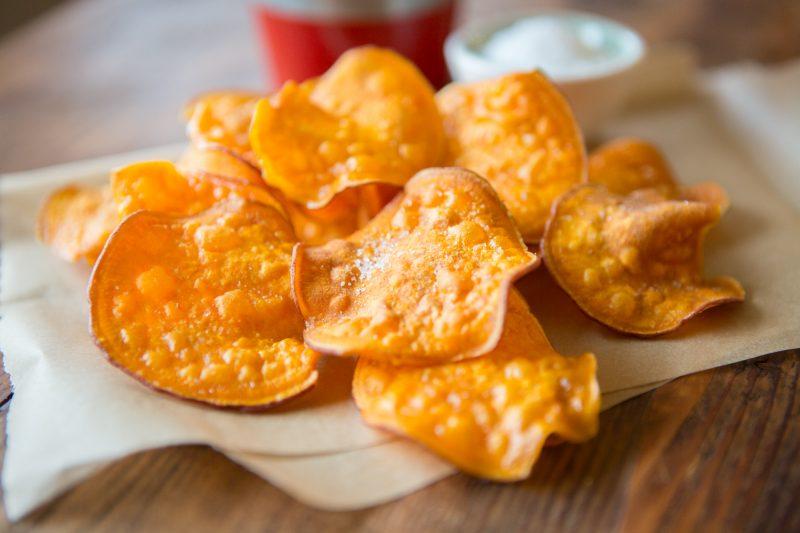 Paleo Sweet Potato Chip Recipe
