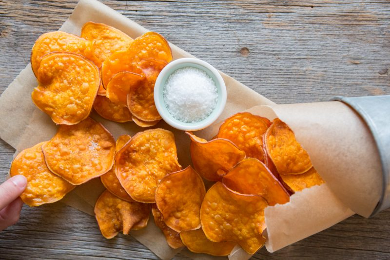 Paleo Chips Recipe