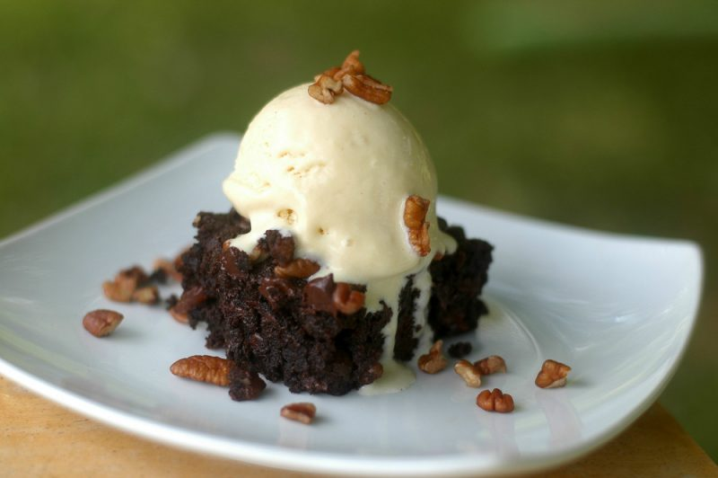 Best Paleo Chocolate Brownies
