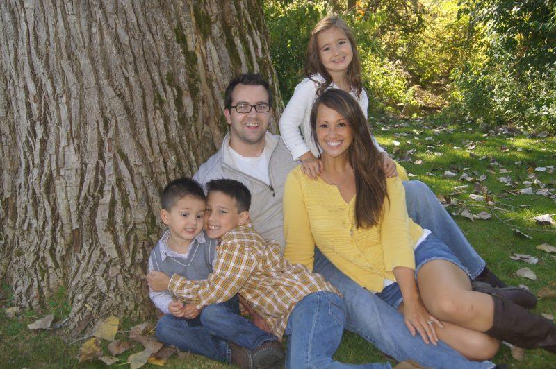 Jennifer family pic