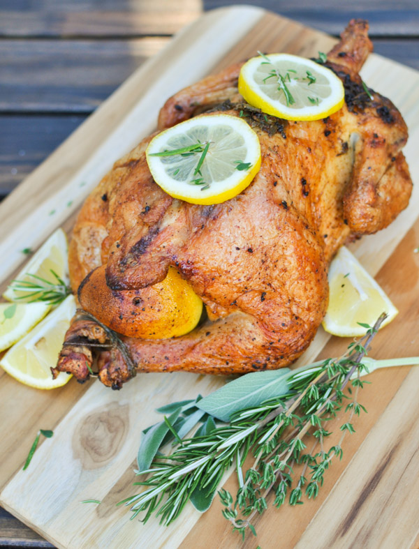 Lemon Herb Chicken - Primal Palate | Paleo Recipes
