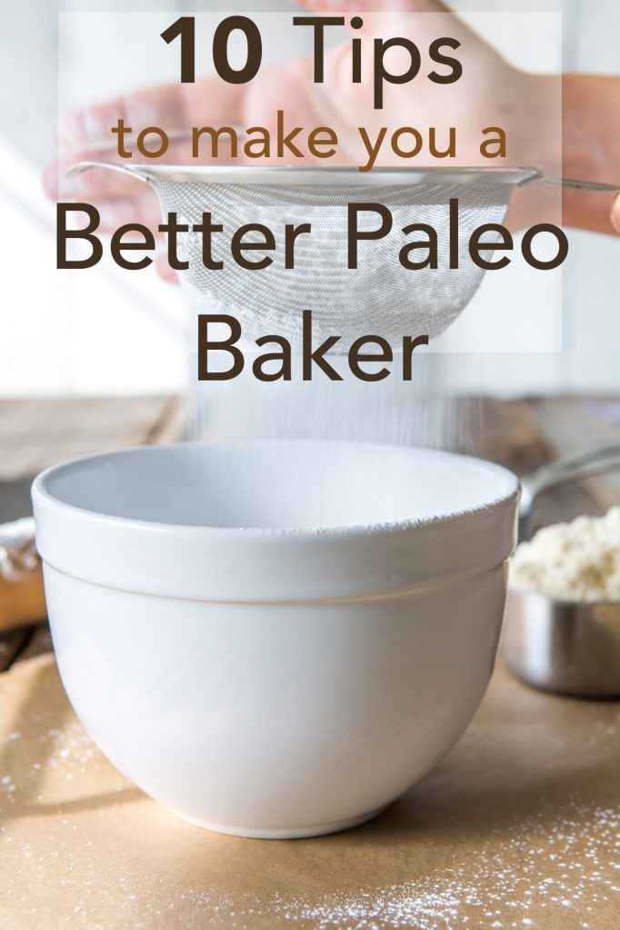 10 Paleo baking tips