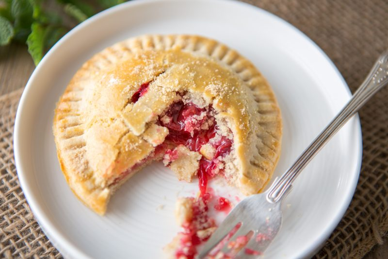 Cranberry Hand Pies Recipe
